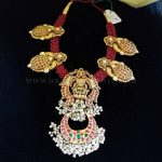 Antique Ruby Thread Necklace From Vajra Jewellery