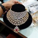 Diamond Choker Necklace From Vajra Jewelry
