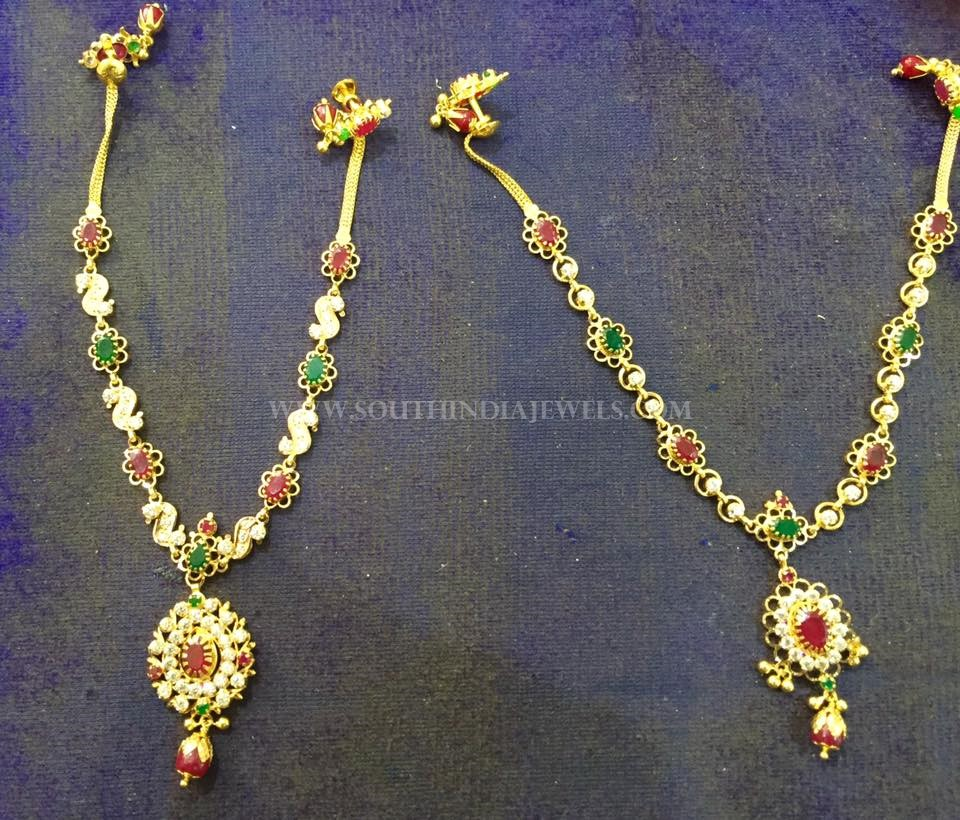 Simple Light Weight Necklace Collections