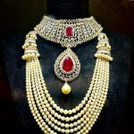 Bridal Diamond Set From NAJ Jewellery