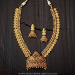 Gold Plated Coin Haram From Kushal's Fashion Jewellery