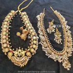 Gold Plated Pure Silver Necklace Collections