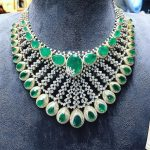 Stunning Diamond Choker From P.Satyanarayan & Sons