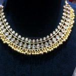 Gold Choker Necklace From Tirupati Jewellers