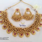 Imitation Clustered Bead Necklace From Vibha