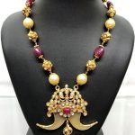 Traditional Gold Haram From Naj Jewellery