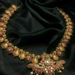 150 Grams Gold Kundan Necklace