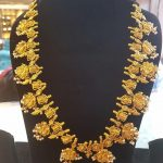 Black Dori Necklace From Bhavani Jewellers