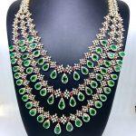 Diamond Step Haram From Naj Jewellery
