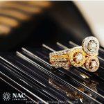 Diamond Ring From NAC Jewelles