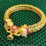 Imitation Pearl Kada From Aatman