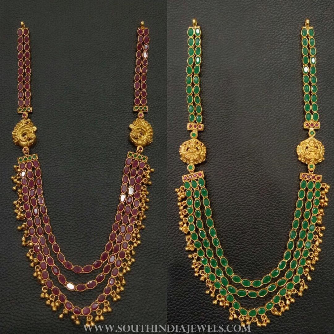 Gold Plated Step Haram Sets