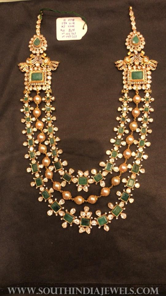 Gold Emerald Step Haram From PSJ