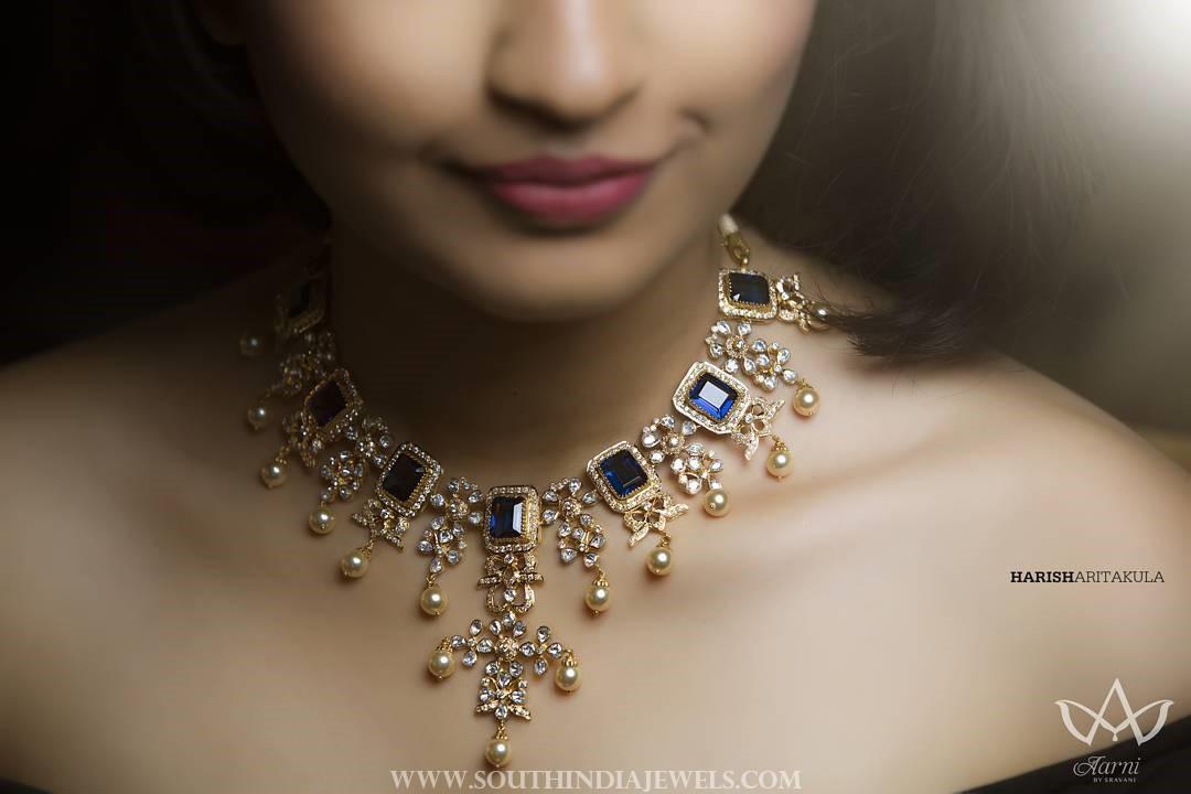 Diamond Necklace From Aarni