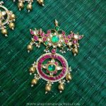 Gold Plated Antique Pendant For Chains