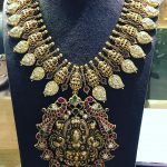 Beautiful Temple Necklace Design