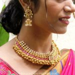 Tussi Necklace Set From Aatman