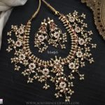 Pretty Guttapusalu Necklace Set From Tvameva