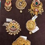 Latest Gold Pendant Collections From PSJ