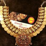 Traditional Gold Coin Necklace From Jewels India Antique Shopee