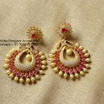 Designer earrings From Moksha Designer Accessories