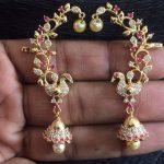 Fashionable Ear Cuffs From Dhruvam