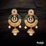 Imitation Earrings From Kushal's Fashion Jewellery