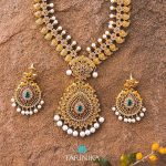 Antique Long Necklace Set From Tarinika