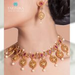 Classic Necklace Set From Tarinika