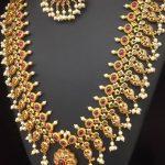 Imitation Long Necklace From Moksha Designer Accessories