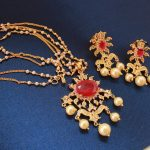 Imitation Necklace Set From Magha Store