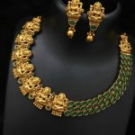 Lakshmi Choker Set From Embelish Chennai