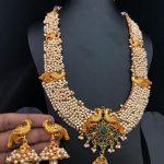 Pearl Necklace Set From Embelish Chennai