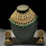 Punjabi Bridal choker From Jewel Style