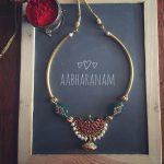 Kemp Necklace From Abharanam