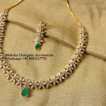 Pretty Stone Necklace From Moksha Designer Accessories