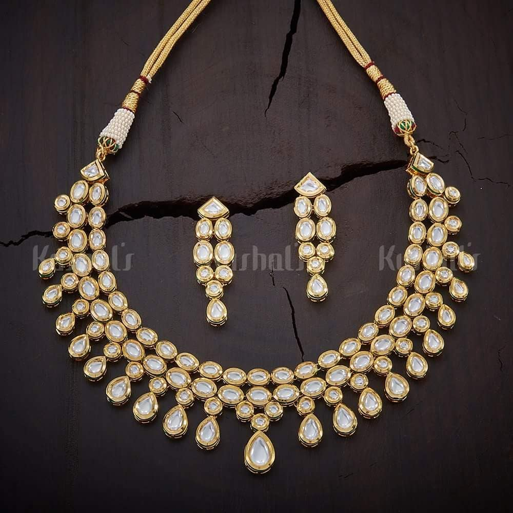 Rajasthani Artwork Kushal's Fashion Jewellery