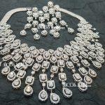 Sparkling Swarovski set From Bcos Its Silver