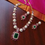 Trendy Necklace Set From Rimli Boutique