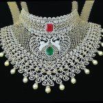Bridal Diamond Choker P.Satyanarayan Sons Jewellers
