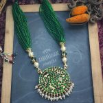 Decoractive Necklace From Aabharanam
