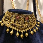 Precious Gold Choker From Premraj Shantilal Jain Jewellers