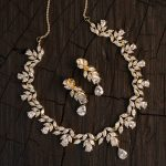 Precious White Stone Necklace From Kimi Girl