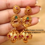 Pretty Earring From Moksha Designer Accessories