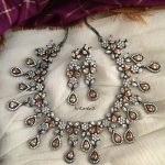 Stylish Necklace Set From Tvameva