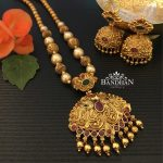 Traditional Necklace Set From Bandhan