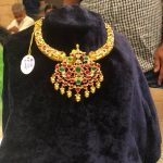 Antique Gold Necklace From Premlal Shanthilal Jain Jewellers