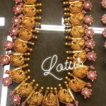 Amazing Long Necklace From Gold Lotus Silver Jewellery