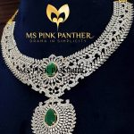 Classy Stone Necklace From Ms Pink Panthers