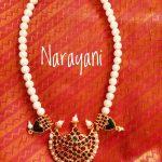 Cute Handmade Beaded Necklace From Jaya's Handiwork